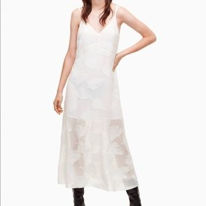Aritzia Wilfred Ignace Dress, OAK, S, BNWT